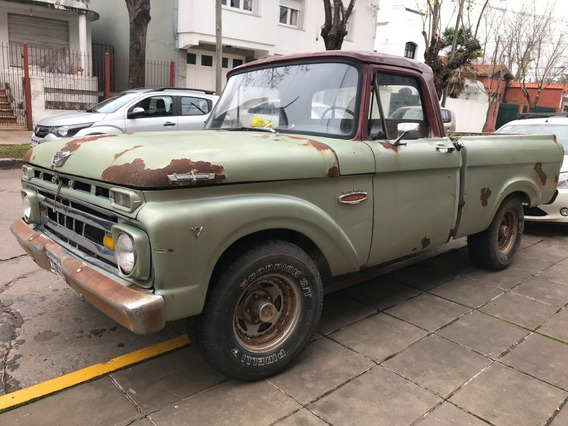 Ford F100 Twin Beam V8 1966