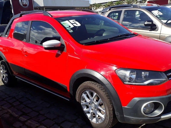 Volkswagen Saveiro 1.6 Highline Cab. Dupla Total Flex 2p