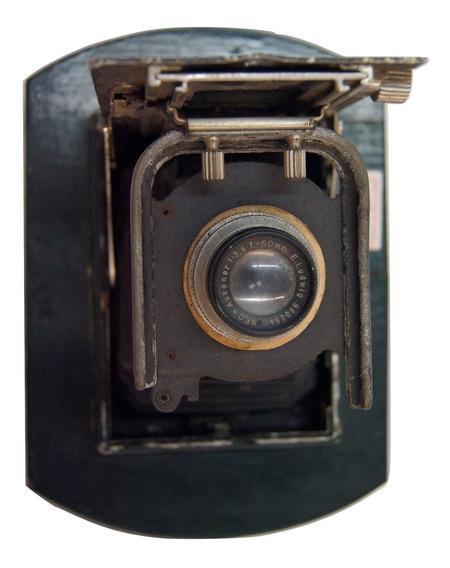 Antiga Câmera Fotográfica E. Ludwig