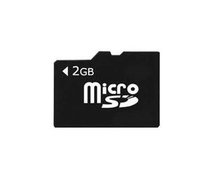 Memoria Micro Sd 2gb Celulares Cámaras