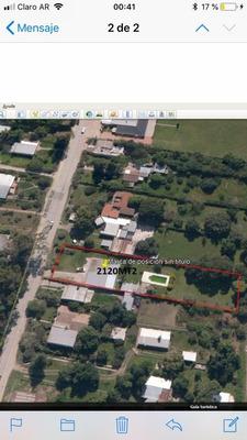 Vendo / Alquilo Amplia Casa Con Excelente Parque