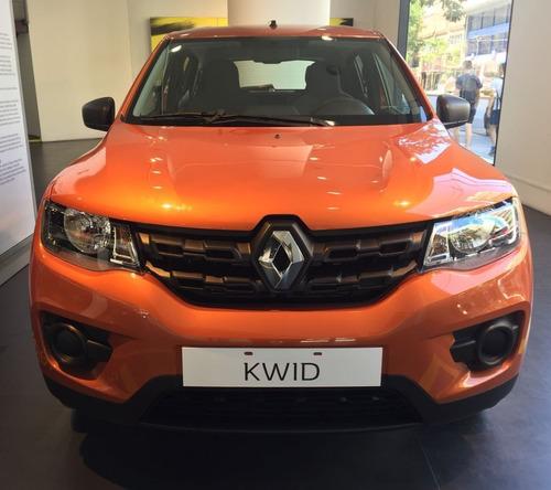 Renault Kwid 1.0 Intense Anticipo Oferta Contado Dola     Jl