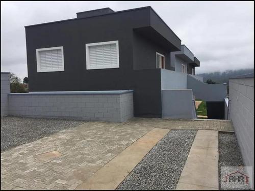 Casa Em Condomínio Para Venda Em Mogi Das Cruzes, Vila São Paulo, 2 Dormitórios, 1 Banheiro, 1 Vaga - 872_1-1765666