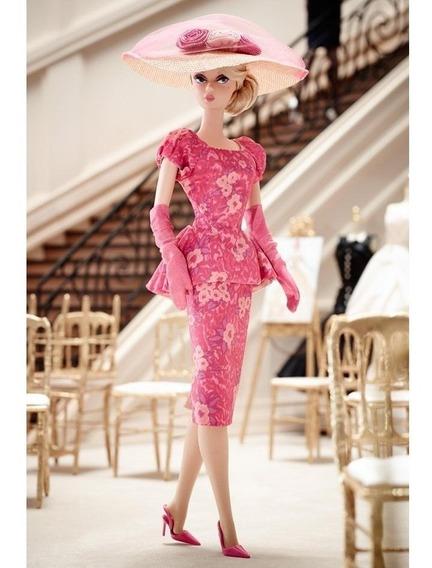 Barbie Collector Silkstone Fashion Model Fashionably Floral