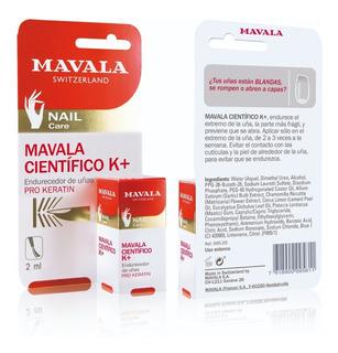 Mavala Cientifico K+ 2ml Endurecedor De Uñas Prokeratina