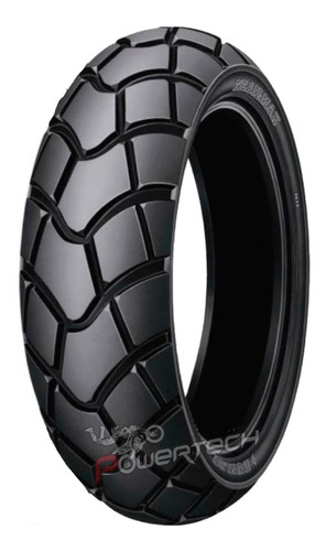 Cubierta Dunlop D604 120 / 80 - 18 Enduro On Road
