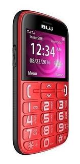 Celular Senior Blu Joy Adulto Mayor Dual Sim Wom - Prophone