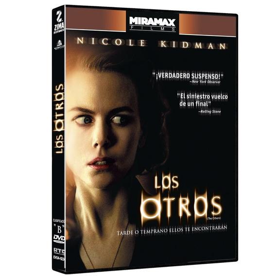 Los Otros Nicole Kidman Pelicula Dvd