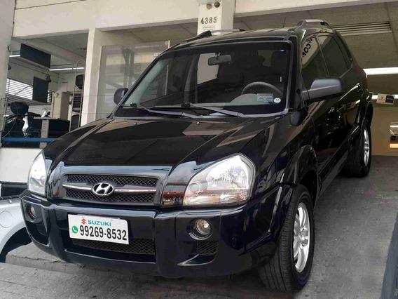 Hyundai Tucson 2.0 Mpfi Gl 16v 142cv 2wd Manual 2008