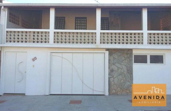 Casa Residencial À Venda, Vila Monte Alegre, Paulínia. - Ca0546