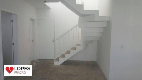 Cobertura Com 3 Dormitórios À Venda - Vila Regente Feijó - São Paulo/sp - Co0049