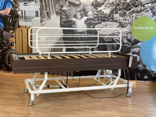 Imagem 1 de 3 de Cama Elétrica Articulada Pilati Comfort Essence Com Grades