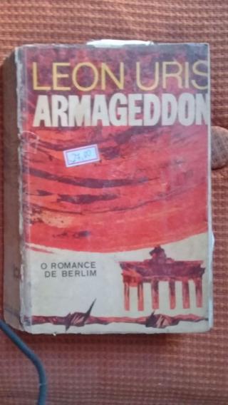 Livro: Armageddon - O Romance De Berlim - Leon Uris