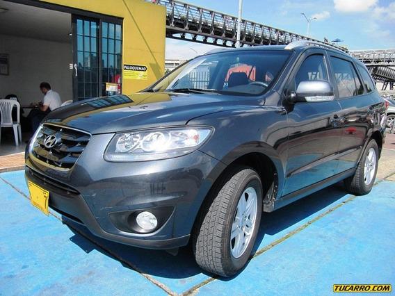 Hyundai Santa Fe Gl 2400cc Mt Aa