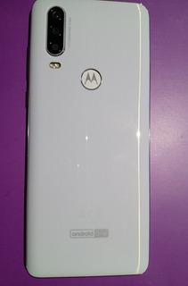 Motorola Moto One Action 128gb 4gb Ram Caja Deliberado