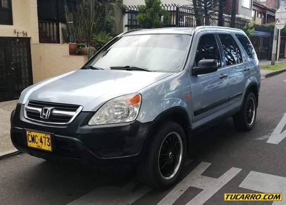 Honda Cr-v Lx At 2.4