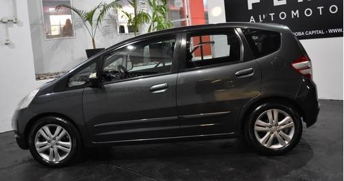 Honda Fit 1.5 Ex Nafta 2012 5 Puertas Impecable!!