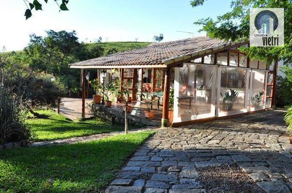 Fazenda Rural À Venda, Jardim, Cunha. - Fa0002