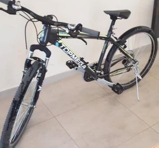 Bicicleta Top Mega R26, 21vel (4 Meses De Uso)
