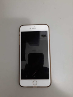 iPhone 6 Plus Com A Tela Trincada