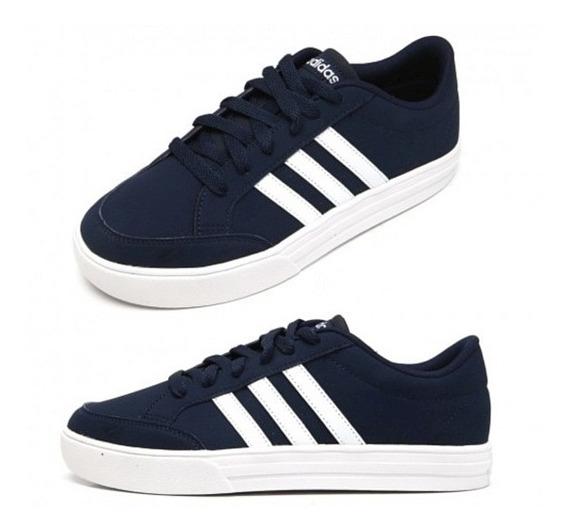 Tenis adidas Vs Set Azul