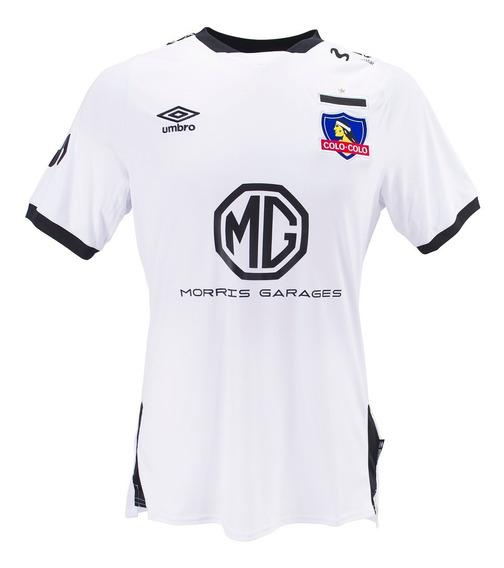 Camiseta De Futbol Umbro Colo Colo De Local 2019 Niño