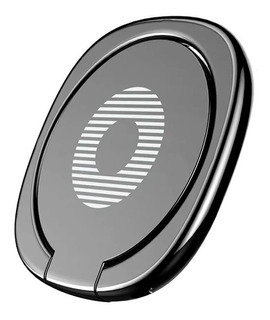 Suporte Para Celular Com Anel De Dedo Rotação 360