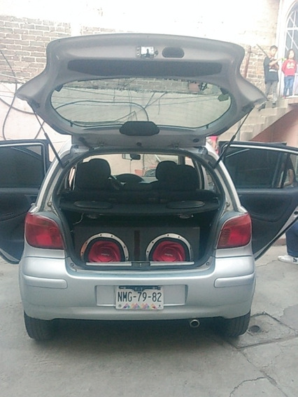 Toyota Yaris Modelo 2005