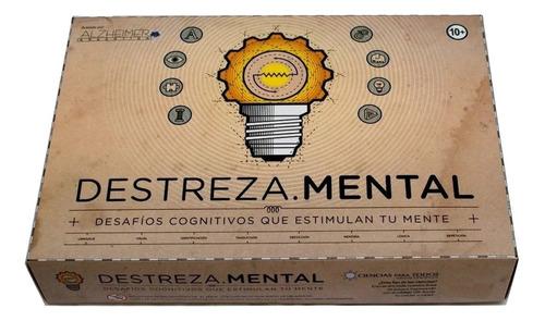 Imagen 1 de 3 de Juego de mesa Destreza Mental Ciencias para Todos