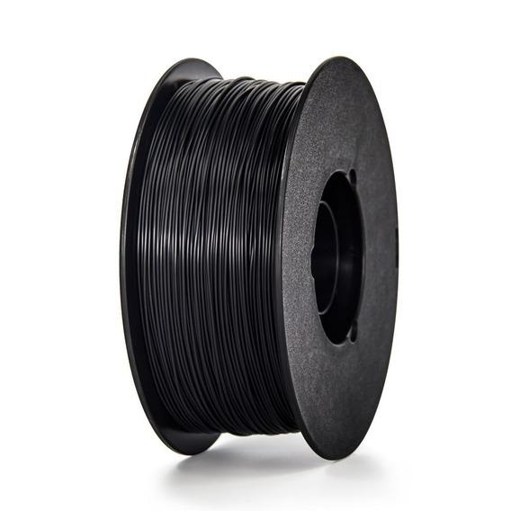 Filamento Abs Impressora 3d 1,75mm 1kg Flashforge Preto