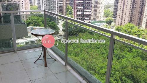 Imagem 1 de 15 de Apartamento-à Venda-barra Da Tijuca-rio De Janeiro - 100388
