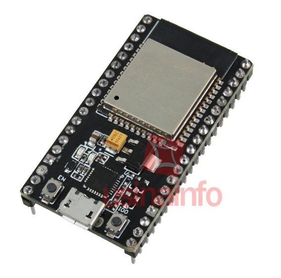 Nodemcu Esp32 Esp-32s Iot Com Wifi E Bluetooth - 38 Pinos