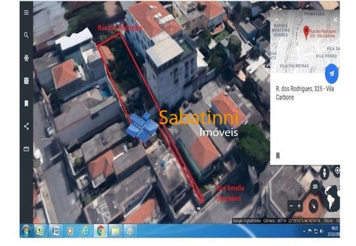 Imagem 1 de 2 de Terreno A Venda Em Sp Bairro Do Limão - Te00040 - 68148270