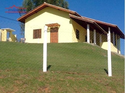 Imagem 1 de 20 de Chácara Com 3 Dormitórios À Venda, 1020 M² Por R$ 450.000,00 - Vale Do Rio Cachoeira - Piracaia/sp - Ch0078