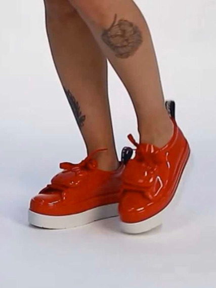 Melissa Edición Hello Kitty Rojos 6 Mex