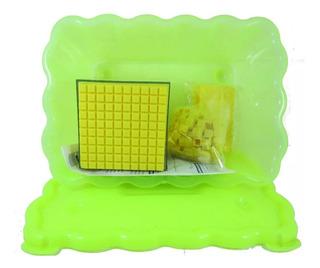 Material Didáctico Cubo Base 10 Con Cubo Transparente