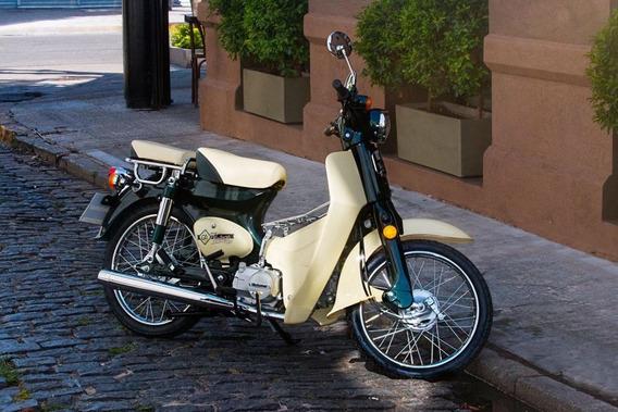 Moto 125cc Vintage 125 Motomel