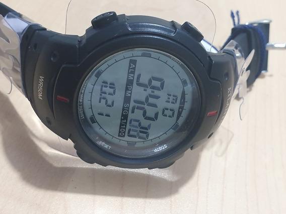 Relógio Atlantis Sport Wr50 Sem Caixa Pronta Entrega