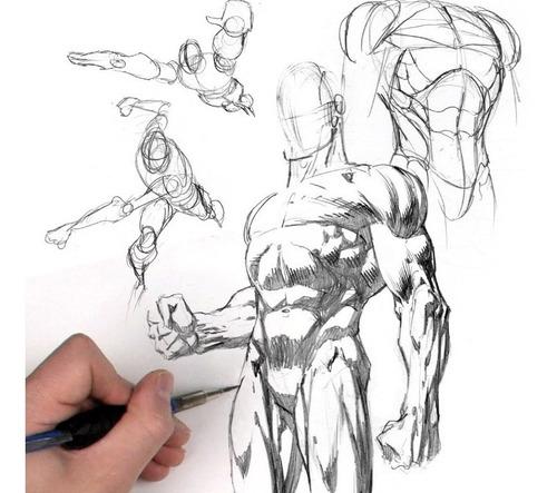 Dvds De Desenhos Comics -david Finch   The Gnomon Workshop