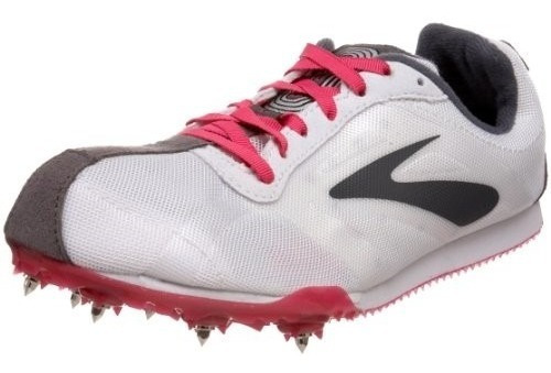 Zapatillas Atletismo Clavos Brooks Ld 10.5/ 9.5 Usa Mujer