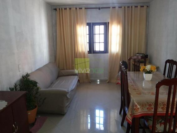 Casa Residencial À Venda, Residencial Nova Bandeirante, Campinas - Ca0866. - Ca0866