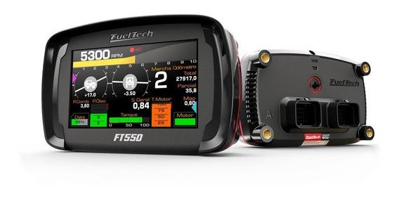 Fueltech Ft550 3 Metros + 12x Sem Juros