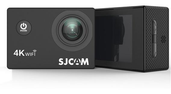 Câmera De Ação 4k Wifi Sjcam Sj4000 Air Esporte Na Caixa