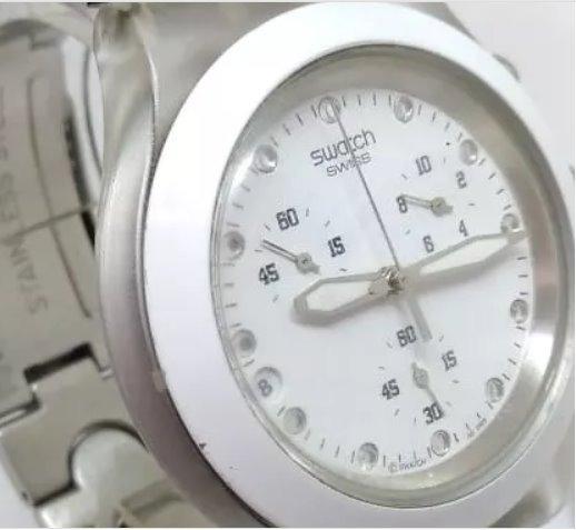 Relógio Swatch Irony T02139 Unisex Webclock