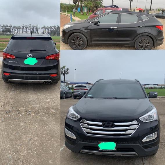 Hyundai Santa Fe Full Equipo