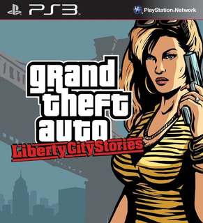 Gta Liberty City Stories ~ Ps3 Digital Español