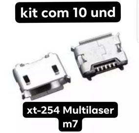 Conector Usb Tablet Cce How Navicit Dl Kit 10 Unidades