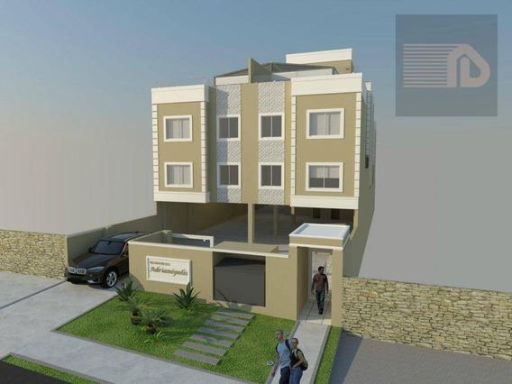 Apartamento Duplex Residencial À Venda, Cruzeiro, São José Dos Pinhais - Ad0002. - Ad0002