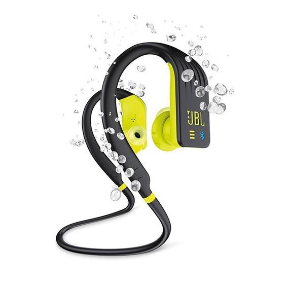 Fone De Ouvido Jbl Endurance Dive Bluetooth Preto / Verde