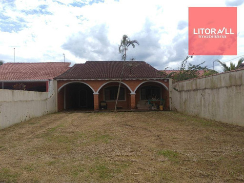 Imagem 1 de 19 de Casa Com 4 Dormitórios À Venda, 119 M² Por R$ 370.000,00 - Cibratel Ii - Itanhaém/sp - Ca0899